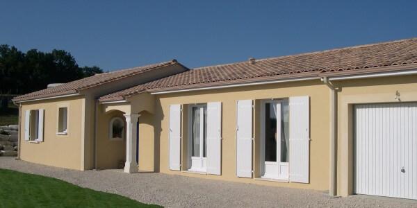 Construction MAISON 16730 FLEAC Charente