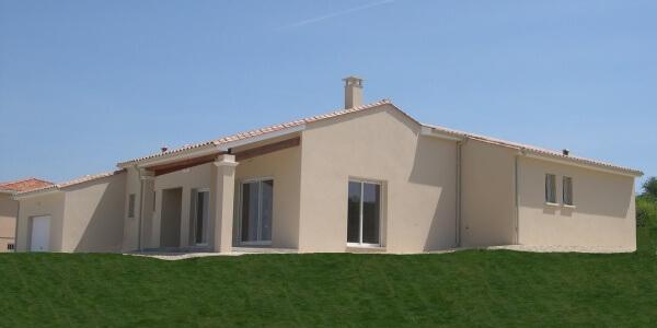 Construction MAISON 16600 RUELLE SUR TOUVRE Charente