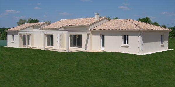 Construction MAISON 24360 SOUDAT Charente