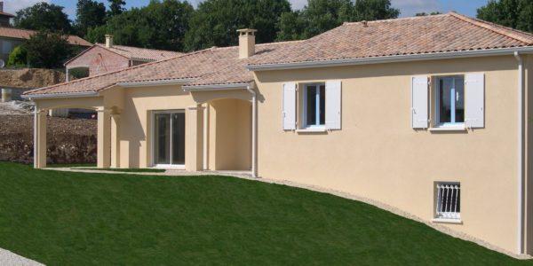 Construction MAISON 16800 SOYAUX Charente